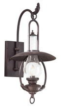 Troy BCD9010OBZ - La Grange 1Lt Wall Lantern Medium